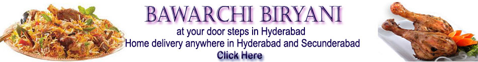 Hyderabad Biryani door delivery to Hyderabad and secunderabad India