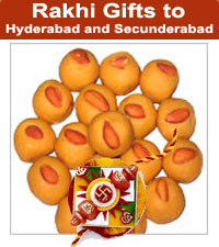 Rakhi Mixed Sweet from pulla reddy sweets